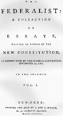 who wrote most of the essays in the federalist papers The federalist papers madison, and jay wrote 85 essays for the new york papers the essays drew much praise many people outside of new york wanted to read the.