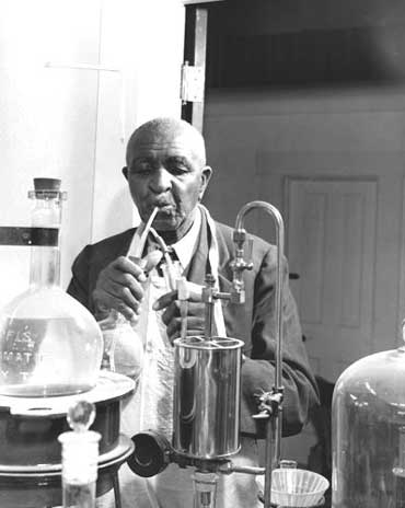 George Washington Carver, 1864-1943