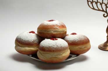 ... the oil hanukkah is hanukkah doughnuts jewish hanukkah doughnuts