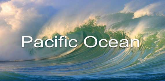 Photo Tour of the Pacific Ocean